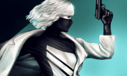 'Atomic Blonde' By Sara Deck