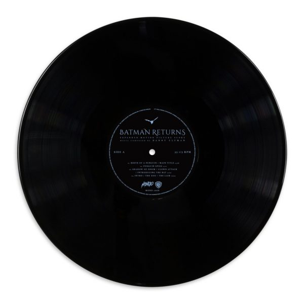 Batman Returns Kilian Eng vinyl black record