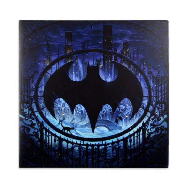 Batman Returns Kilian Eng vinyl cover