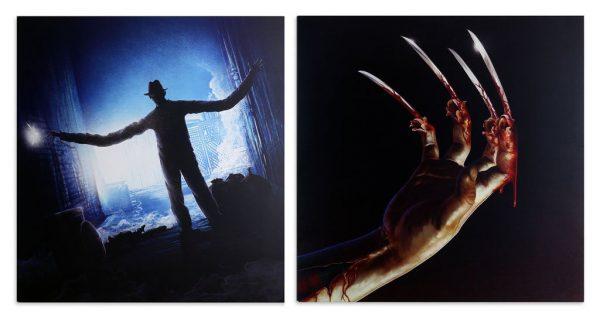 Box of Souls Nightmare on Elm Street Vinyl Box Set 1 and 2