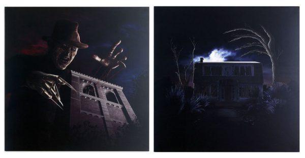 Box of Souls Nightmare on Elm Street Vinyl Box Set 3 and 4