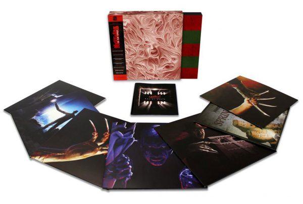 Box of Souls Nightmare on Elm Street Vinyl Box Set Mondo