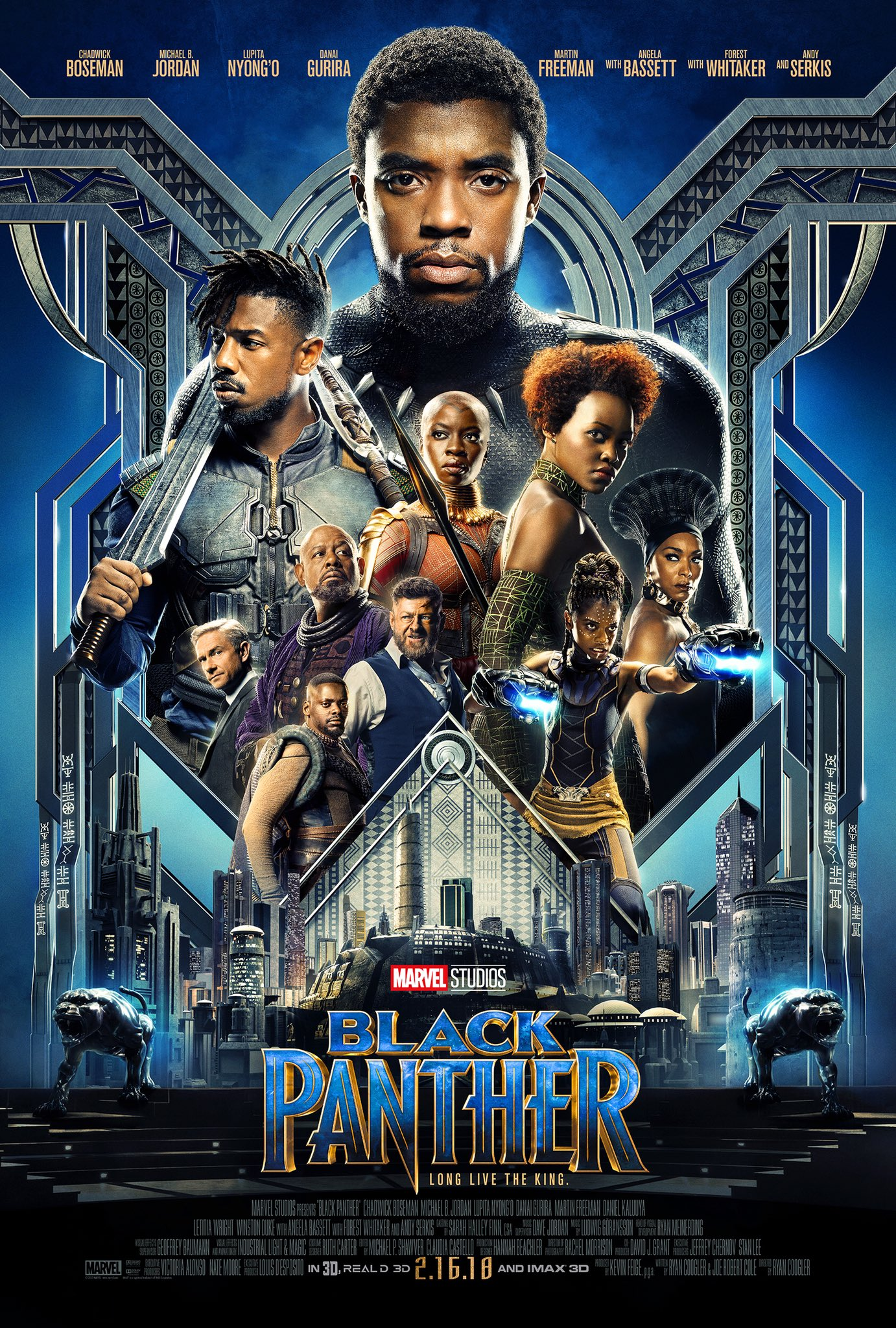 The New 'Black Panther' Trailer Is Everything - CROMEYELLOW.COM