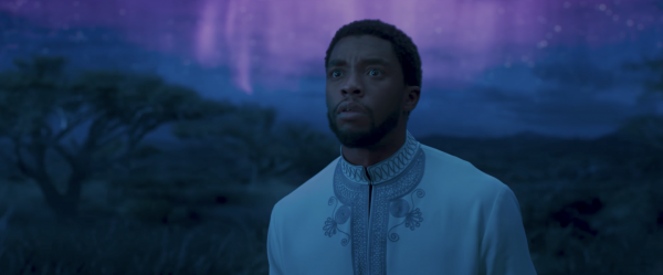 Black Panther trailer Chadwick Boseman