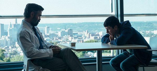 Killing of a Sacred Deer review Colin Farrell Barry Keoghan