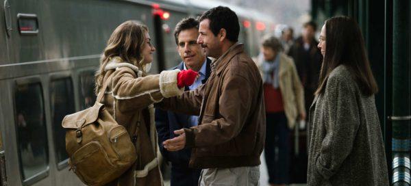 Meyerowitz Stories Review Elizabeth Marvel Adam Sandler Ben Stiller Grace Van Patten