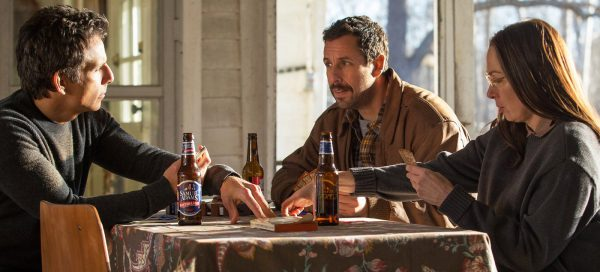 Meyerowitz Stories Review Elizabeth Marvel Adam Sandler Ben Stiller