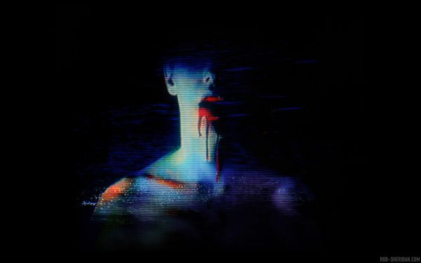 Rob Sheridan Horror Glitch 4