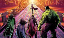 Hero Complex Gallery Celebrates 'Thor: Ragnarok'