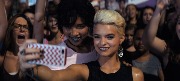 Tragedy Girls Brianna Hildebrand Alexandra Shipp review still