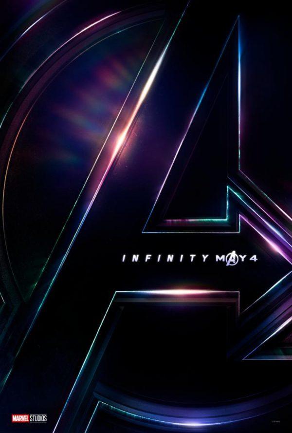 Infinity War trailer poster