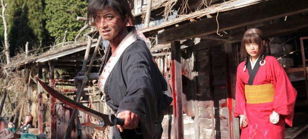 Blade of the Immortal review Takuya Kimura Sôta Fukushi