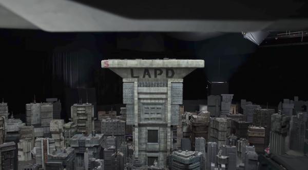 Blade Runner 2049 weta miniature