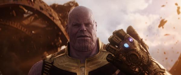 Infinity War trailer Thanos Josh Brolin