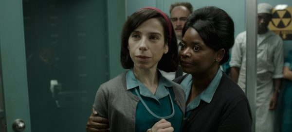 Shape of Water review Sally Hawkins Octavia Spencer