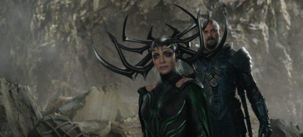Thor Ragnarok Review Cate Blanchett Karl Urban