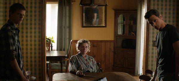 three billboards review Frances McDormand John Hawkes