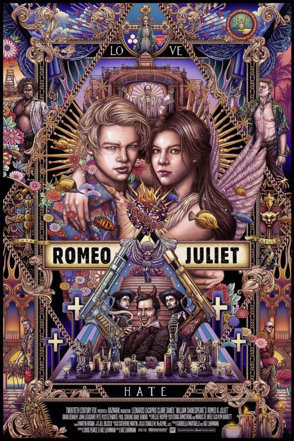 Ise Ananphada Romeo And Juliet poster regular