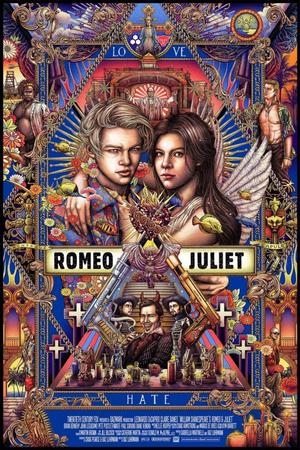 Ise Ananphada Romeo And Juliet poster variant