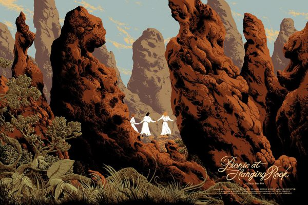 Kilian Eng Picnic at Hanging Rock