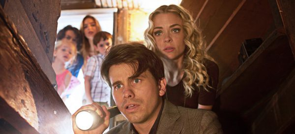 Bitch review Jason Ritter Jaimie King
