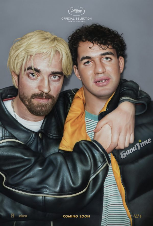 Good Time poster Akiko Stehrenberger