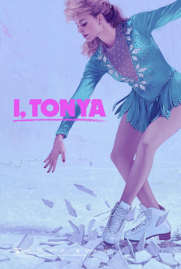 I Tonya poster Rory Kurtz