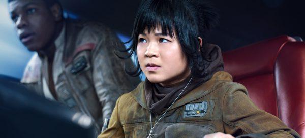 Last Jedi review Kelly Marie Tran Rose John Boyega Finn