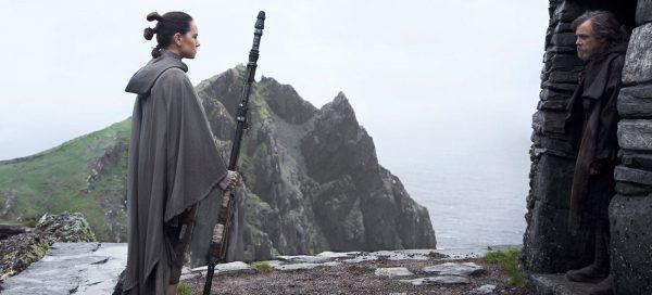 Last Jedi review Daisy Ridley Rey Mark Hamill Luke