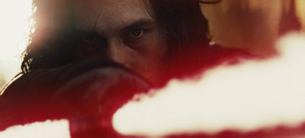 Last Jedi review Adam Driver Kylo