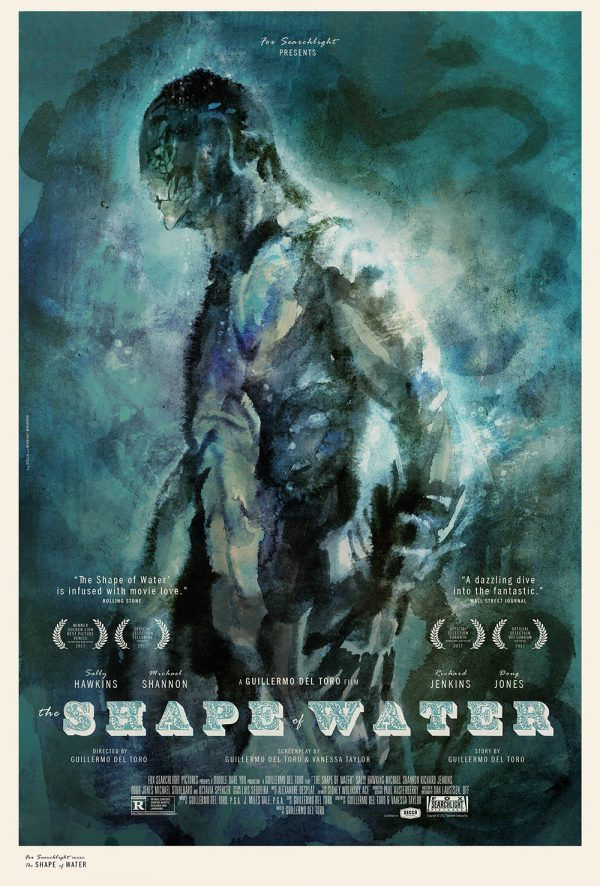 Shape of Water Midnight Marauder Tony Stella 3
