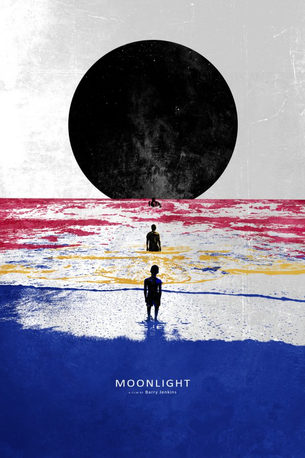 Edgar Ascensao Moonlight poster