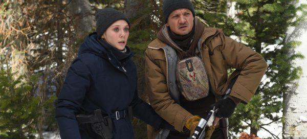Wind River Elizabeth Olsen Jeremy Renner