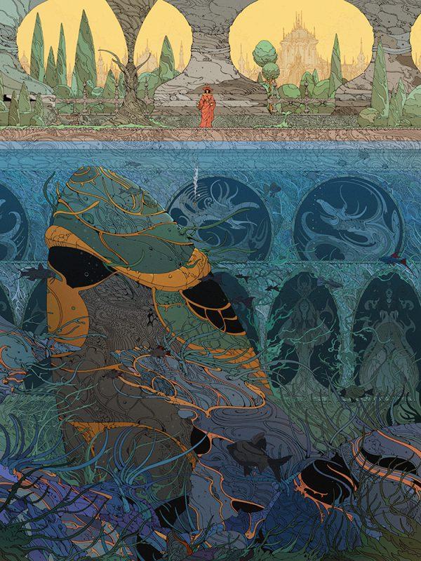 Kilian Eng Water Garden