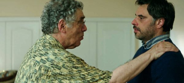 Humor Me review Jemaine Clement Elliott Gould