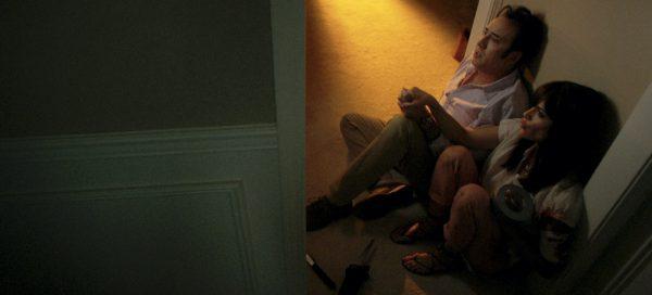 Mom and Dad review Selma Blair Nicolas Cage scene