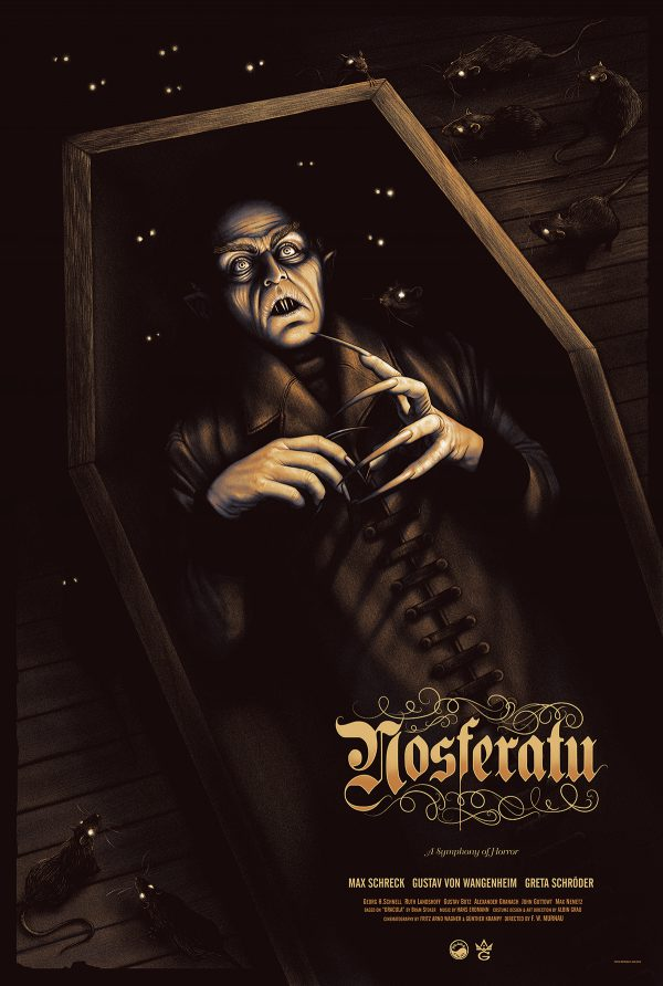 Sara Deck Nosferatu poster