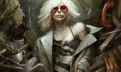 'Atomic Blonde' By TheRafa