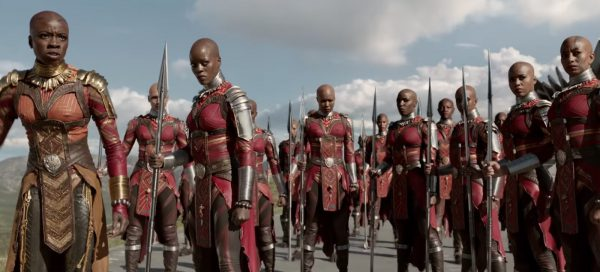 Black Panther review Danai Gurira