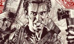 'Evil Dead 2' By Anthony Petrie
