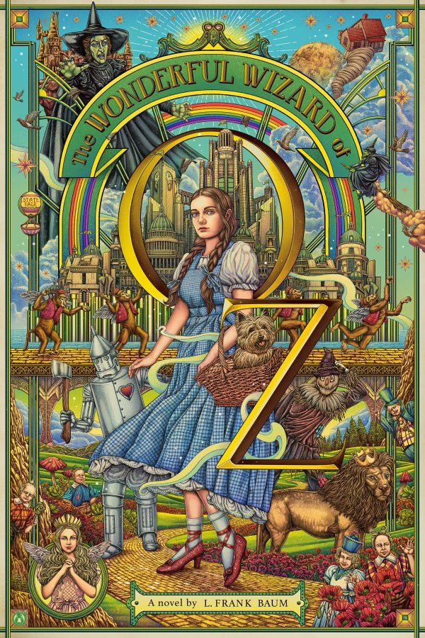 Ise Ananphada Wizard Oz poster
