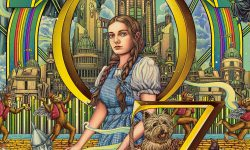 'The Wonderful Wizard of Oz' By Ise Ananphada