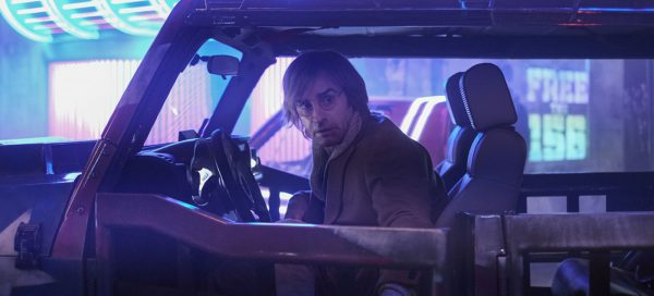 Mute review Justin Theroux