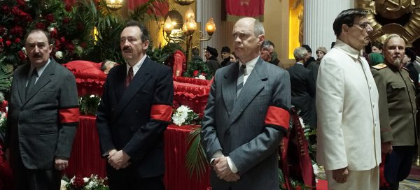 Death of Stalin review Steve Buscem SImon Russell Beale Jeffrey Tambor