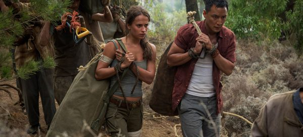 Tomb Raider review Alicia Vikander Daniel Wu