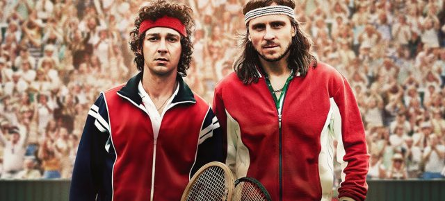 Film Review: 'Borg Vs McEnroe'