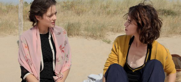 Ismael's Ghosts review Marion Cotillard Charlotte Gainsbourg