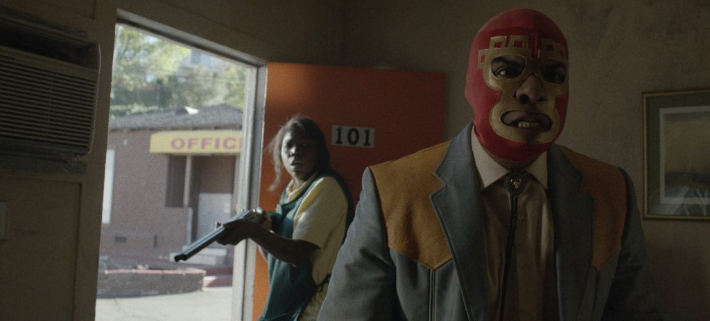 Lowlife review Nicki Micheaux Ricardo Adam Zarate