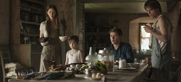 Marrowbone review George MacKay Charlie Heaton Mia Goth Matthew Stagg