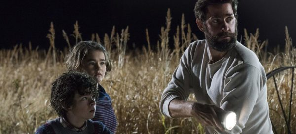 A Quiet Place review John Krasinksi Millicent Simmonds Noah Jupe